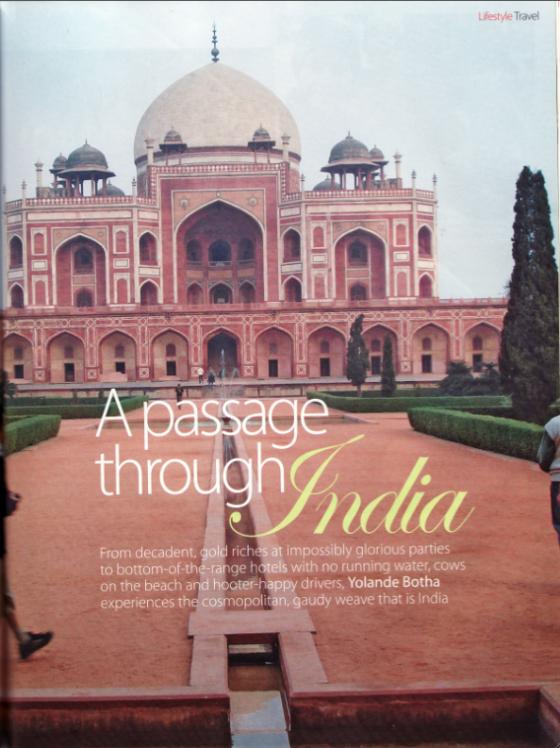 India Femina page 1